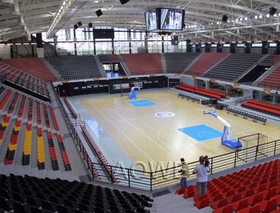 AOWE P6 Indoor stadium--Macedonia