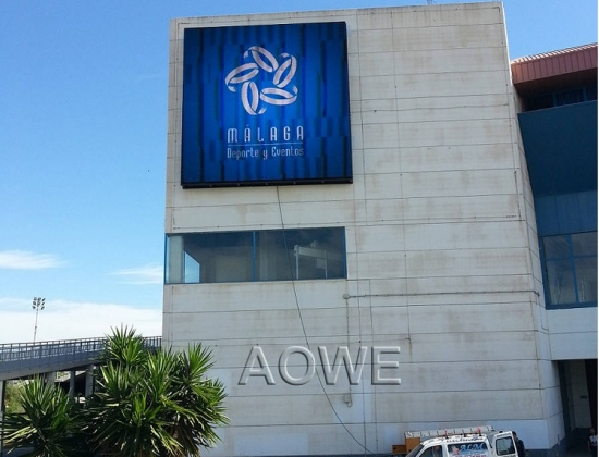 AOWE P20 Outdoor Led Display--Spain
