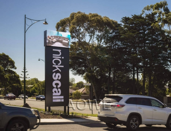 AOWE P6 SMD LED Display--Australia